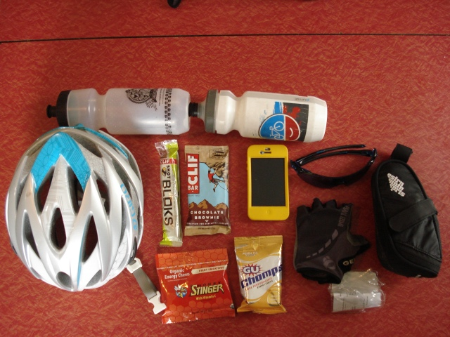 things to bring on a long ride